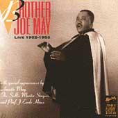 Play & Download Live 1952-1955 by Brother Joe May | Napster