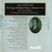 Songs Of Robert Burns Vols. 3 & 4 by Jean Redpath