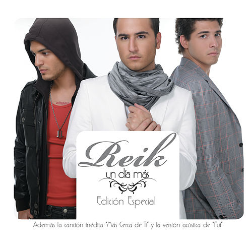 Play & Download Un Dia Mas (Edicion Especial) by Reik | Napster