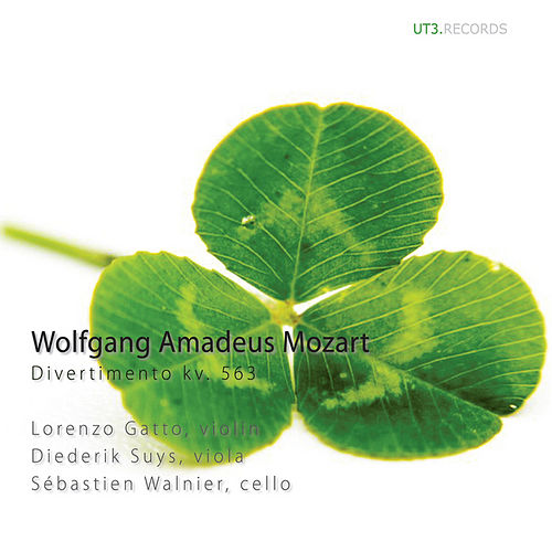 Play & Download Wolfgang Amadeus Mozart: Divertimento, KV563 by Lorenzo Gatto | Napster