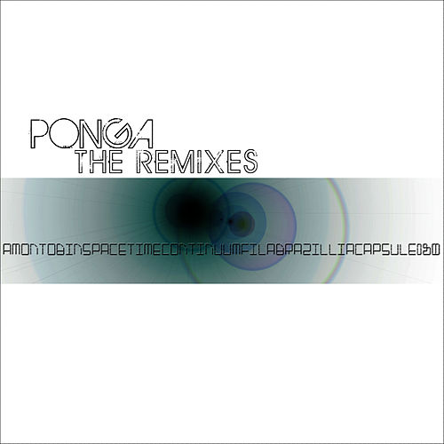 Ponga [Remixes] by Amon Tobin