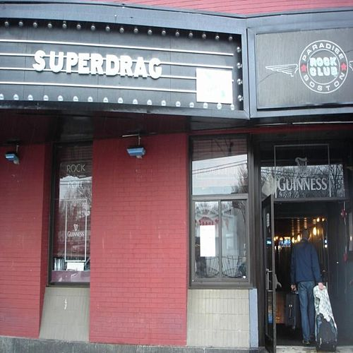 Play & Download Live at the Paradise Rock Club 4/11/09 by Superdrag | Napster