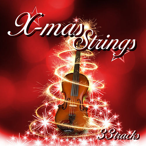 X-Mas Strings - 33 tracks by 101 Strings Orchestra