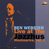 Live At Jazzhus Vol. 1 von Ben Webster