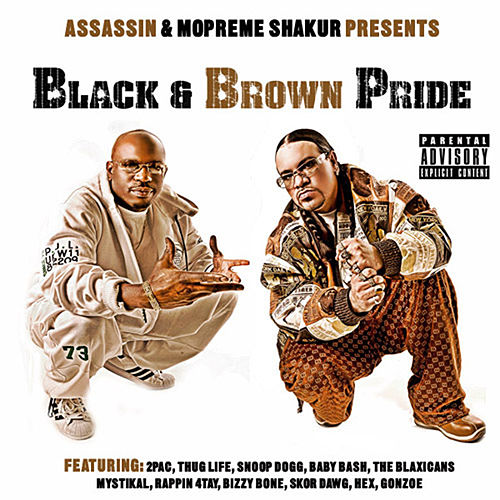 Play & Download Black & Brown Pride by Various Artists | Napster