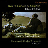 Grignon: Quatre petites pastorals, Nana, Tres peces breus - Toldrà: Les danses de Vilanova, et al. by Orquestra de Cambra Terrassa 48