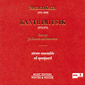 Play & Download Kagel: Kantrimiusik by Nieuw Ensemble | Napster