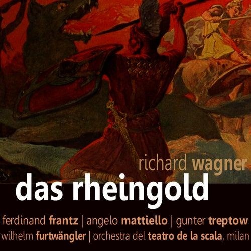 Play & Download Wagner: Das Rheingold by Ferdinand Frantz | Napster