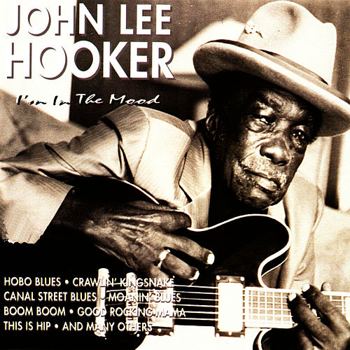 I'm In The Mood by John Lee Hooker