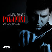 Paganini: 24 Caprices by James Ehnes