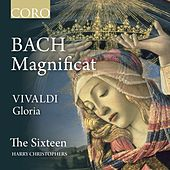 Vivald: Gloria in D major / Bach: Magnificat in D major by The Sixteen