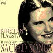 Sacred Songs by Kirsten Flagstad