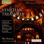 Play & Download Venetian Treasures by The Sixteen | Napster
