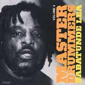 Play & Download Master Drummers Volume 4 by Babatunde Lea | Napster