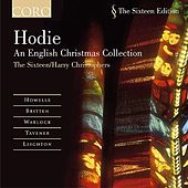 Hodie- An English Christmas Collection by The Sixteen and Harry Christophers