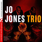 Jo Jones Trio (Digitally Remastered) by Jo Jones