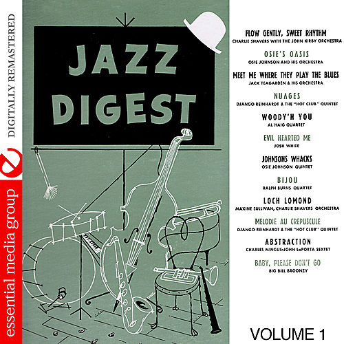 Play & Download Period's Jazz Digest Vol. 1 (Digitally Remastered) by Various Artists | Napster