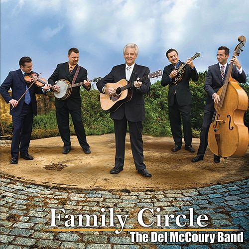 Family Circle by Del McCoury