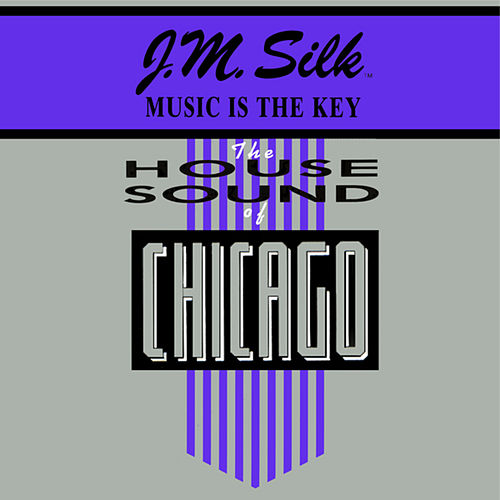Play & Download Music Is The Key by J.M. Silk | Napster