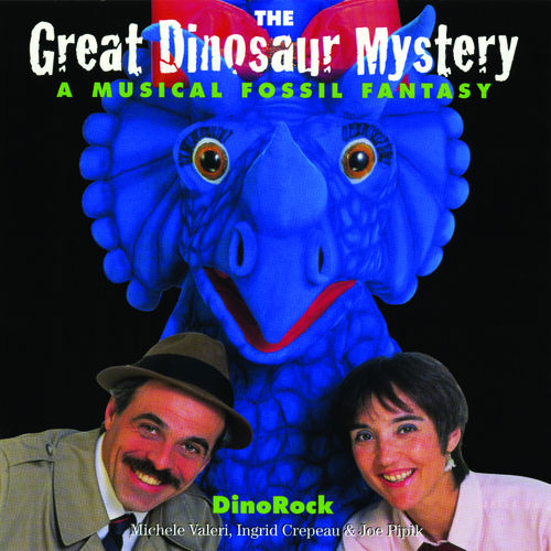 The Great Dinosaur Mystery... by DinoRock
