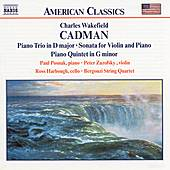 Cadman: Chamber Music by Charles Wakefield Cadman