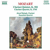 Play & Download Clarinet Quintet, K. 581 by Wolfgang Amadeus Mozart | Napster