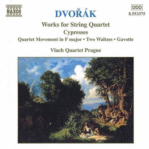 Play & Download Works for String Quartet Vol. 5 by Antonin Dvorak | Napster