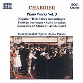 Piano Works Vol. 3 by Emmanuel Chabrier