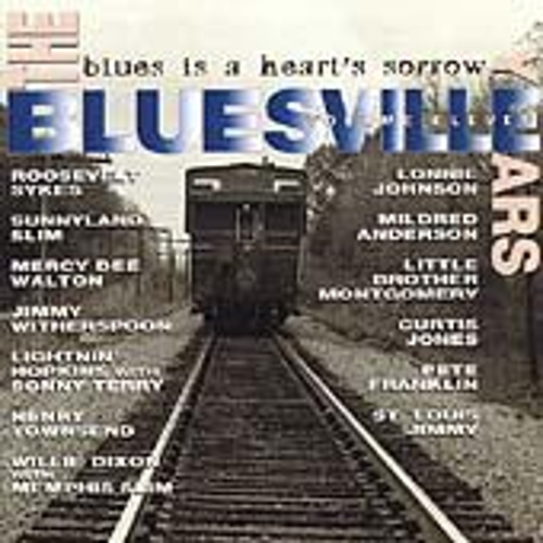 The Bluesville Years Vol. 11: Blues Is... by Various Artists