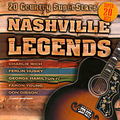 Play & Download Nashville Legends by Various Artists | Napster
