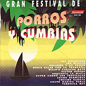Gran Festival de Porros y Cumbias by Various Artists