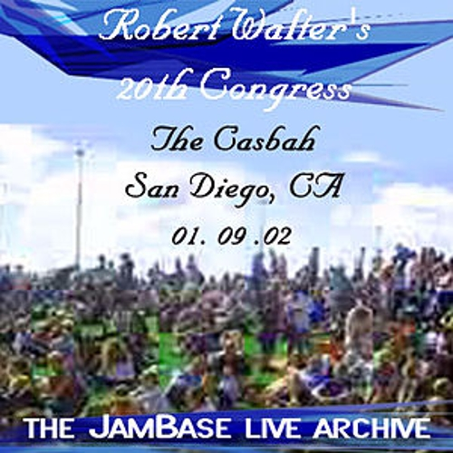 Play & Download 01-09-02 - The Casbah - San Diego, CA by Robert Walter's 20th Congress | Napster
