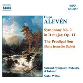 Play & Download Symphony No. 2  / The Prodigal Son by Hugo Alfven | Napster