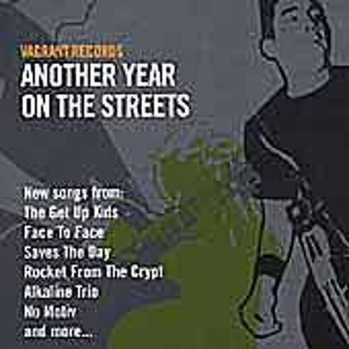 Another Year On The Streets by Various Artists