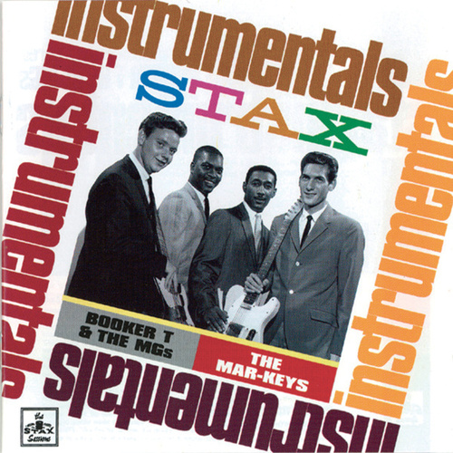 Play & Download Stax Instrumentals by Various Artists | Napster