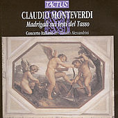 Play & Download Madrigali Sui Testi Del Tasso by Claudio Monteverdi | Napster