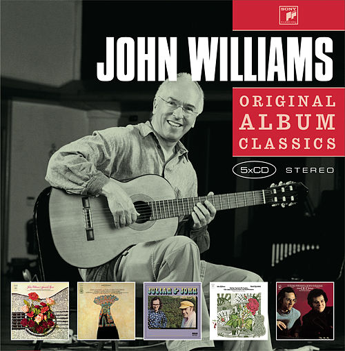 John Williams - Original Album Classics by Various Artists