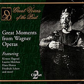 Play & Download Great Moments from Wagner Operas by Various Artists | Napster