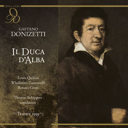 Play & Download Donizetti: Il Duca d'Alba by Various Artists | Napster
