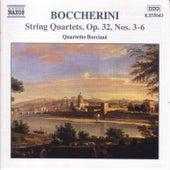 String Quartets, Op. 32, Nos. 3 - 6 by Luigi Boccherini