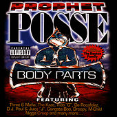 Play & Download Body Parts by Prophet Posse | Napster