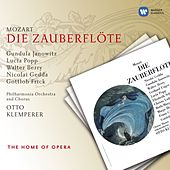 Mozart: Die Zauberflote by Various Artists