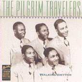 Play & Download Walking Rhythm by The Pilgrim Travelers | Napster