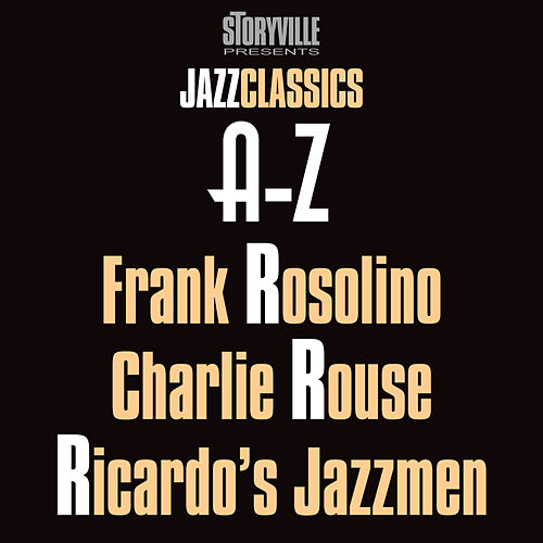 Storyville Presents The A-Z Jazz Encyclopedia-R by Various Artists