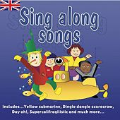 Sing Along Songs by The C.R.S. Players
