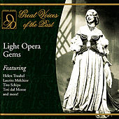 Play & Download Light Opera Gems by Various Artists | Napster