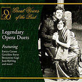 Legendary Opera Duets by Various Artists