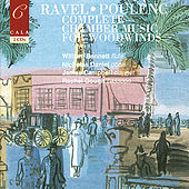 Play & Download French Chamber Music for Woodwinds Volume Two: Ravel & Poulenc by Various Artists | Napster