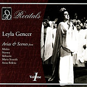 Leyla Gencer, Vol. 1 by Leyla Gencer