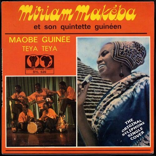 Maobe Guinee / Teya Teya by Miriam Makeba